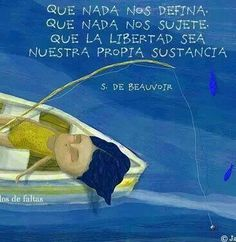 S de Beauvoir