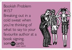 Bookish Problem #157.