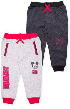 Minnie Mouse Baby Room, Mickey Mouse Outfit, Boys Jogger Pants, Boys Pants, Disney Outfits, Boy Outfits, Disney Boys, Baby Clothes Shops, Sweatpants