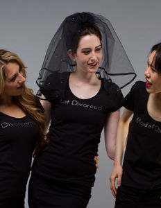 Divorce Party Fashion from Happily Ever over.com