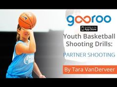 Shooting Drills for Youth Basketball | Partner Shooting by Tara VanDerveer Basketball Shooting Drills, Basketball Room, Basketball Videos, Basketball Tickets, Basketball Leagues, Basketball Coach, Basketball Games, Olympic Shooting