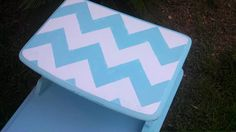 Hey, I found this really awesome Etsy listing at http://www.etsy.com/listing/159450312/custom-hand-turqouise-painted-chevron