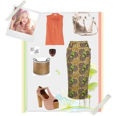 Styleday: Sunday Brunch   created by @Jennifer Brickel-Brazys on Polyvore