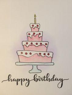 66 Ideas Birthday Card Diy Drawing Paper Crafts For 2019 - - 66 Ideas Birthday Card Diy Drawing Paper Crafts For 2019 Ideas/Cards/Fonts/Stuff… Etsy Birthday Cards, Birthday Cards For Friends, Bday Cards, Funny Birthday Cards, Handmade Birthday Cards, Birthday Greeting Cards, Greeting Cards Handmade, Ideas For Birthday Cards, Birthday Crafts