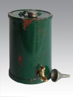 Oil Drum by Sussex Crafts. www.sussexcrafts.com