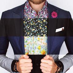 Mix it up a bit - Get your new shirt att www.grandfrank.com
