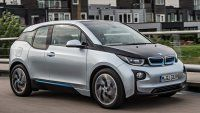 BMW I01 i3 electric car