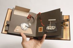 Bread: An Instructional Pop-Up Book by somethingstaketime on Etsy