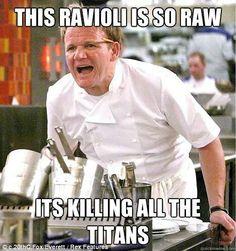 Killing titans