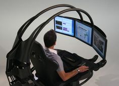 computer Simple Ideas That Are Borderline Genius – 24 Pics High Tech Gadgets, Gadgets And Gizmos, Cool Gadgets, Tech Hacks, Cool Computer Desks, Computer Workstation, Computer Setup, Cool Technology, Technology Gadgets
