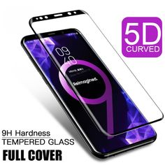 S 9 Glas Curved Tempered Glass Screen Protector For Samsung Galaxy edge plus note 9 S 9 8 7 Cover Protective Film - Daily Buy Tips Samsung Galaxy Note 8, Galaxy Note 10, Galaxy S8, Phone Screen Protector, Glass Protector, Tempered Glass Screen Protector, Safety Glass, Panzer, Cover