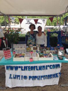 Zondag de 28e weer op de Pop-up Market in Dordrecht met Luni en Johanneke Schneiders