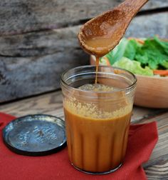 Teppanyaki Style Ginger Dressing (from The Cutting Edge of Ordinary @Lisa Taylor Ghenne)