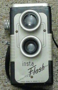 Herbert George Insta Flash Vintage Camera   Cameras & Photo, Vintage Movie & Photography, Vintage Cameras   eBay!