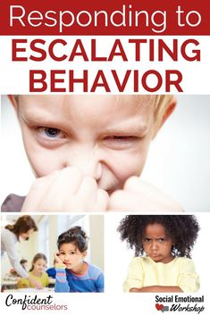 Responding to Escalating Behavior with a Coordinated Team Response Understand the escalating behavior cycle and create responsive plans that are effective and efficient. Avoid problem behaviors in the classroom, student meltdowns, and chronic disruptions. Behavior Plans, Student Behavior, Classroom Behavior, Kids Behavior, Special Education Classroom, Behavior Charts, Classroom Ideas, Classroom Discipline, Music Classroom