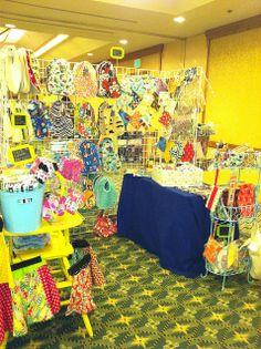 My booth @ the Penelope Lane Summer Craft Show 2012   Flickr – Compartilhamento de fotos!