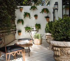 Pottery Studio by Jeremiah Brent Design on Outdoor Retreat, Outdoor Lounge, Outdoor Spaces, Outdoor Ideas, Jeremiah Brent, Terrace Garden, Patio Gardens, Pottery Studio, One Design