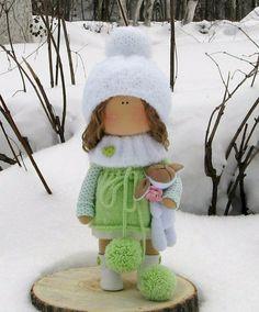 Куклы и игрушки ручной работы. Улыбка детства.