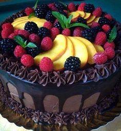 Chocolate & Fruit