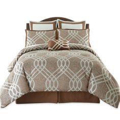 Studio Backtrack 4 Pc Comforter Set Amp Accessories