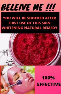 Today I will share how to make skin whitening beautiful and magical beetroot face mask. This will remove acne and pigmentation, it also removes acne and will be very beneficial for skin. Ingredients you … Anti Aging, Mouthwash, New Skin, Fair Skin, Beauty Care, Beauty Hacks, Diy Beauty, Beauty Ideas, Beauty Secrets