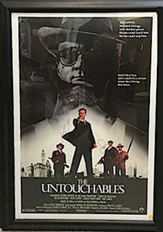 Antiquities LV - The Untouchables Signed Poster By 3, $1,495.00…