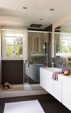 Petite salle de bain : 49 idées d'aménagement fonctionnel et confortable