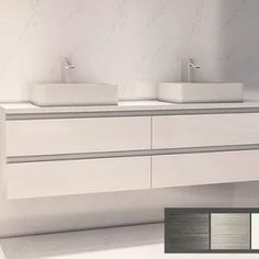 VANITY UNITS Archives - Suppliers of bathroom and kitchen war:, taps, basins, toilets, showers, baths. Villeroy & Boch, Keuco, Fima, Argent and more.