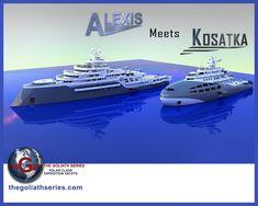thegoliathseries.com    #yachting #expeditionyachts #stevekozloff  #luxury  #megayacht #billionaireyachts #iceclassyachts  #exploreryachts #thegoliathseries #yachtart #yachtdesign #yachtdesigner  #polarexploration #superyacht#renders #safeyacht #longrangecruising #seaworthy #freefalllifeboat #yachttender  #yachtbroker #yachtforsale #boatinternational #dubi #abudabi #couplesyacht  #myfutureyacht #supportyacht