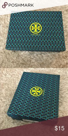 Tory burch boots box Tory burch boots box. Mint condition Tory Burch Accessories