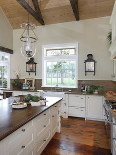 Spaces Country Kitchens Design, Pictures, Remodel, Decor and Ideas - page 18