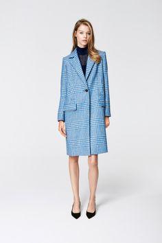 Enviable Outerwear Courtesy of Pre-Fall 2016   Escada