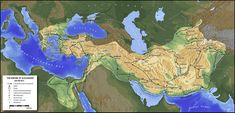 334 years before Christ, Alexander of Macedon stormed into Asia Minor and began a series of conquests that would result in the defeat of the mighty Persian Empire, the integration of Greek thought and language throughout the Middle-East and India...