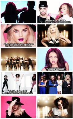 Little Mix - Mixer