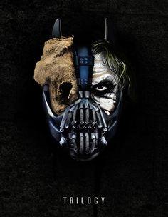 Batman, trilogy