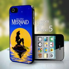 Disney Ariel The Little Mermaid for iPhone 5 case