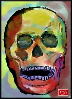 Skull  by J. F. Jennings  2014