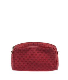 Gucci Vintage Gg Monogram Canvas (29642) Red Cross Body Bag. Get the trendiest Cross Body Bag of the season! The Gucci Vintage Gg Monogram Canvas (29642) Red Cross Body Bag is a top 10 member favorite on Tradesy. Save on yours before they are sold out!