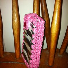 iPhone case made out recycle plastic bottles by Alex's arts & crafts