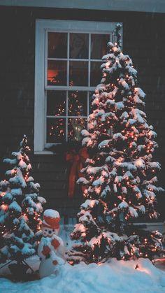 Christmas Collage, Cosy Christmas, Christmas Feeling, Merry Little Christmas, Christmas Background, Vintage Christmas, Christmas Time, Christmas Lights, Christmas Scenes