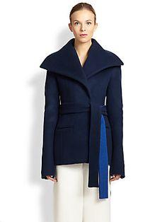 Altuzarra Balthus Wrap Jacket