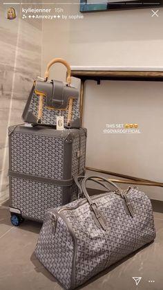 Cute Luggage, Luggage Bags, Luxury Purses, Luxury Bags, Big Bags, Cute Bags, Luxury Luggage, Sacs Design, Luxury Lifestyle