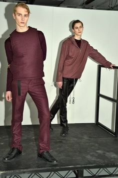 Pieter Fall/Winter 2016/17 - London Collections: MEN - Male Fashion Trends