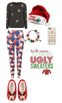 """Baby It's Cold Outside"" by lizzycas on Polyvore featuring WearAll, Dorothy Perkins, ASOS, Bling Jewelry and Casetify"