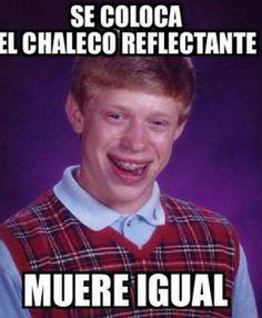 Fotos] Mira los mejores memes del polémico chaleco reflectante ...