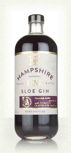 Hampshire Sloe Gin