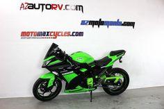 2013 Kawasaki Ninja 300  - PEORIA AZ
