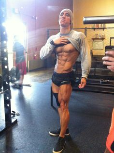 My brother body builds Tight Abs, Yoga, Male Physique, Gym Rat, Muscle Men, Muscle Hunks, Gym Time, Sport, Fitness Goals
