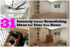 clever remodeling