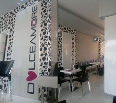 Dolceamore Ice cream shop by Polipodesign, Ascoli Piceno   Italy  restaurant